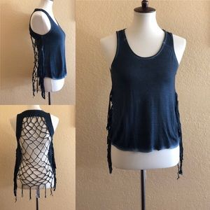 Swell Women's Della Knit Back Tank Top Size M